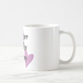 Madre del novio taza de café