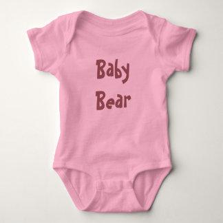 Madre del oso del bebé/regalo del día de Father - Camiseta