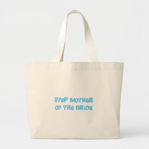 Madre del paso de la novia bolsas de mano