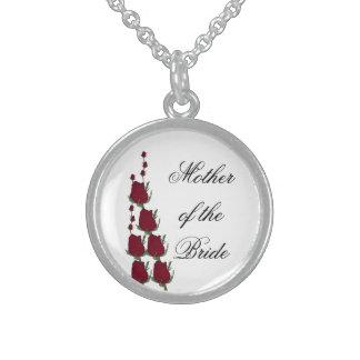 Madre del regalo de boda clásico del rosa rojo de  grimpola