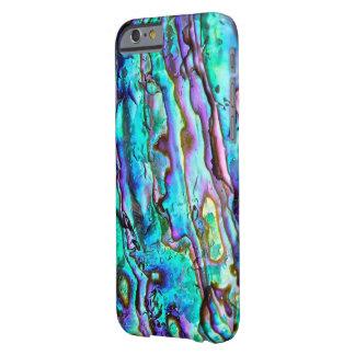 Madre del trullo de Shell del olmo de la piedra Funda Barely There iPhone 6