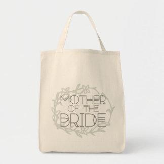 Madre diseñada bohemia del bolso que se casa de la bolsa tela para la compra