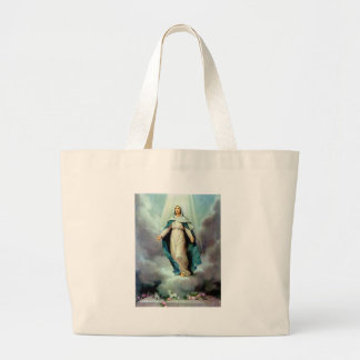 Madre divina bolsa de mano