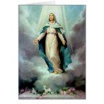 Madre divina felicitaciones