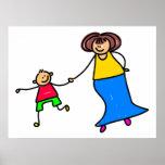 Madre e hijo poster
