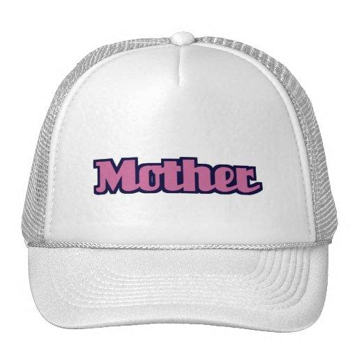 Madre elegante gorras