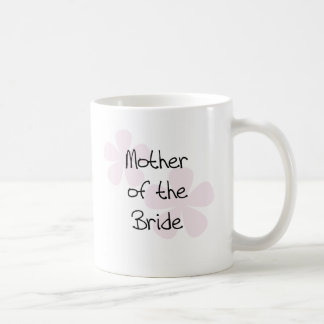 Madre en colores pastel rosada de las flores de la taza
