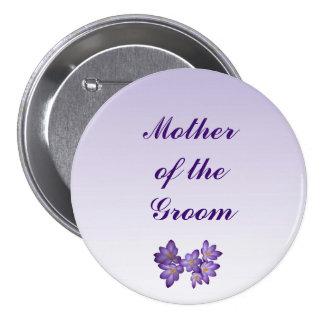 Madre floral de la primavera púrpura del Pin del n