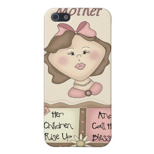 Madre iPhone 5 Carcasa