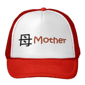 Madre Kangi del gorra