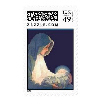 Madre Maria con el sello americano de Jesús del be