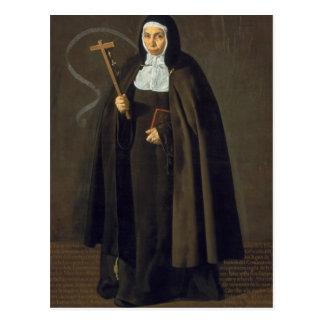 Madre Maria Jeronima de la Fuente, 1620 Tarjetas Postales