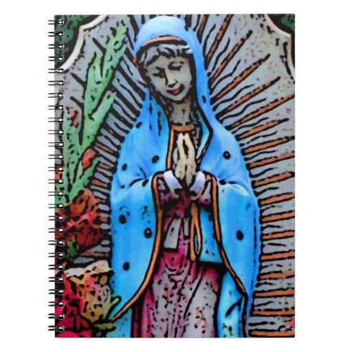 Madre Maria Libreta Espiral