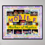 Madre móvil de los místicos - 2 póster