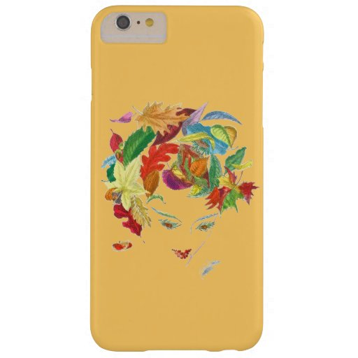 Madre naturaleza del vintage funda barely there iPhone 6 plus