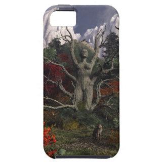 Madre naturaleza iPhone 5 protector