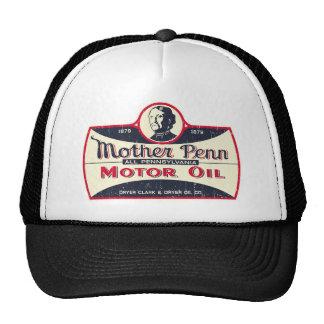 Madre Penn Gorros Bordados