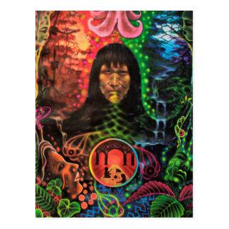 Madre Postcard