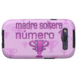Madre Soltera  Número 1 Galaxy S3 Covers