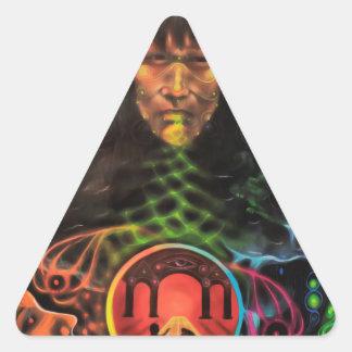 Madre Triangle Sticker