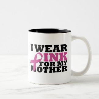 madre taza de dos tonos
