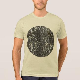 Madre tierra apenada camisetas