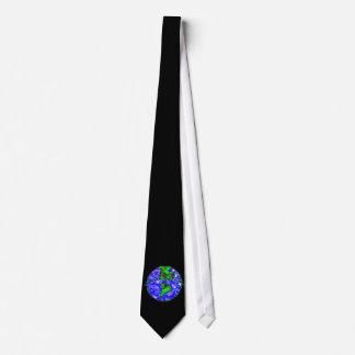 Madre tierra corbata personalizada