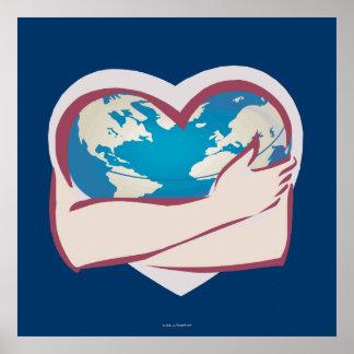 Madre tierra del amor póster