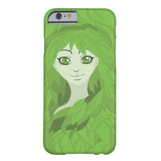 Madre tierra (despiértese) funda de iPhone 6 barely there