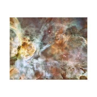 Madre tierra impresión en lienzo estirada