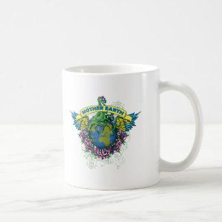 Madre tierra tazas de café