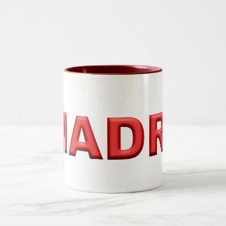 Madre Two-Tone Coffee Mug