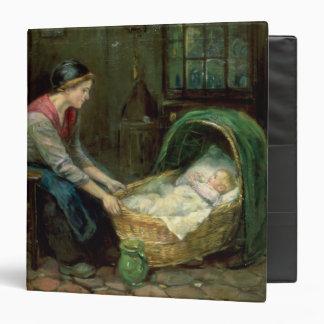 """Madre y bebé carpeta 1 1/2"""""""