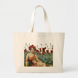 Madre y niño bolsa