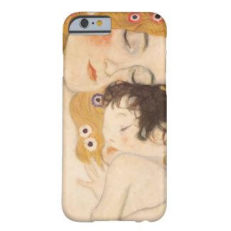 Madre y niño de Gustavo Klimt