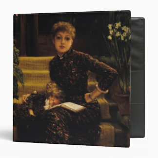 "Madre y niño o la más vieja hermana, c.1881 carpeta 1 1/2"""