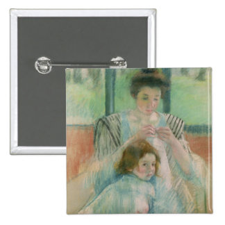 Madre y niño pins