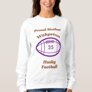 Madres del fútbol de la High School secundaria de Playeras