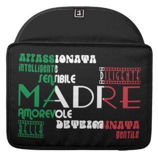Madres italianas: Calidades Funda Para Macbook Pro