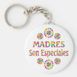 Madres Son Especiales Key Chain