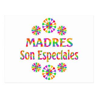 Madres Son Especiales Postcard