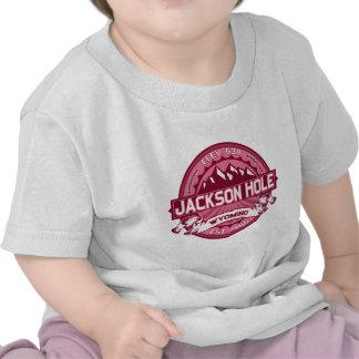 Madreselva de Jackson Hole Camisetas