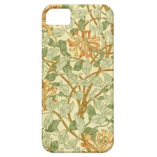 Madreselva de William Morris iPhone 5 Fundas
