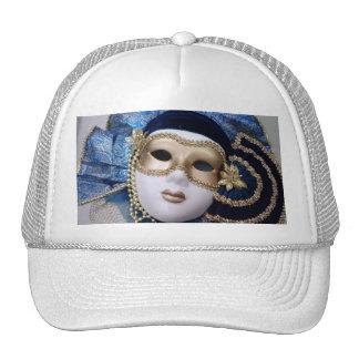 MADRI GRA MASK HAT