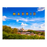 Madrid 02C Postcard