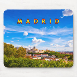 Madrid 02C Tapetes De Raton