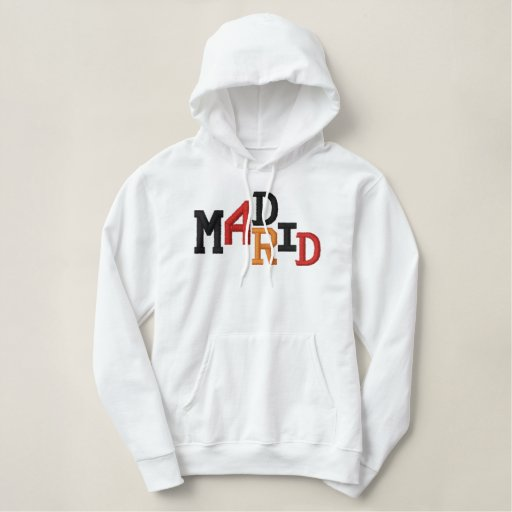 Madrid 1 Embroidered Shirt