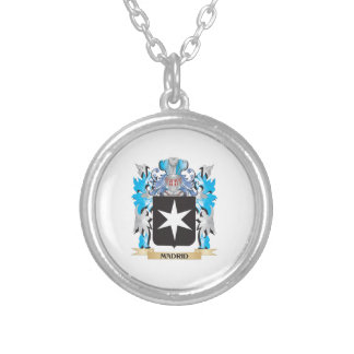 Madrid Coat of Arms - Family Crest Jewelry