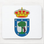 Madrid Coat of Arms Mousepad