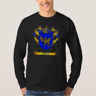 Madrid Coat of Arms Tee Shirt